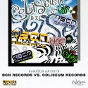 BCN RECORDS VS COLISEUM RECORDS