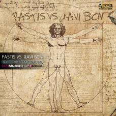 PASTIS VS. XAVI BCN - THE DOOR TO THE ETERNITY RMX