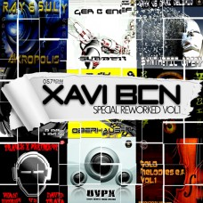 XAVI BCN SPECIAL REWORKED VOL.1 - SPIN ME AROUND