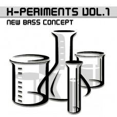 X-PERIMENTS VOL.1 - NEW BASS CONCEPT